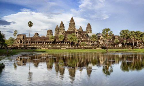 Un viaggio mistico tra i Templi di Angkor