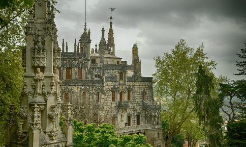 Il Palazzo ed il pozzo iniziatico di Sintra