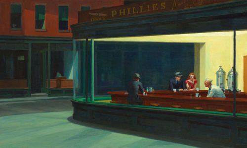 Attraversai una volta una città popolosa – Walt Withman
