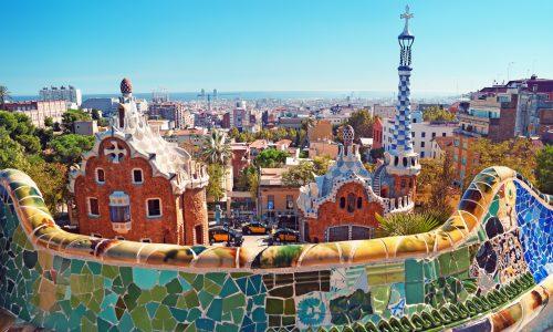 Parco Güell: il colorato mondo di Gaudí a Barcellona