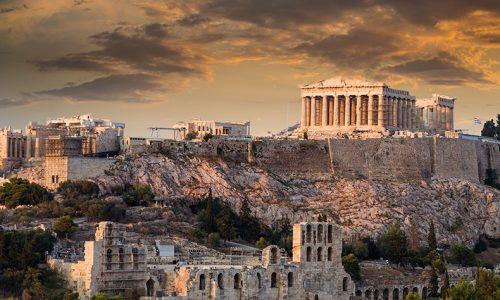 Il Partenone: tra i capolavori assoluti dell'antichità