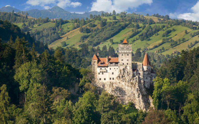 Il Castello di Bran in Transilvania e la leggenda del Conte Dracula
