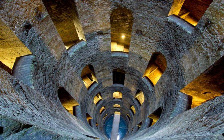 Nelle profondità di Orvieto: il pozzo di San Patrizio