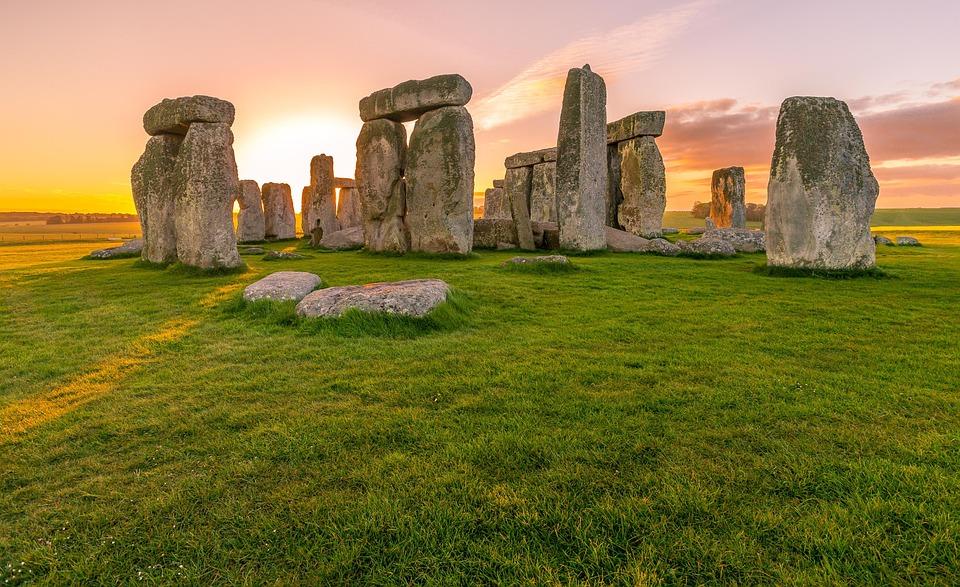 Stonehenge, fonte (c)FreeSally - Sally Wilson