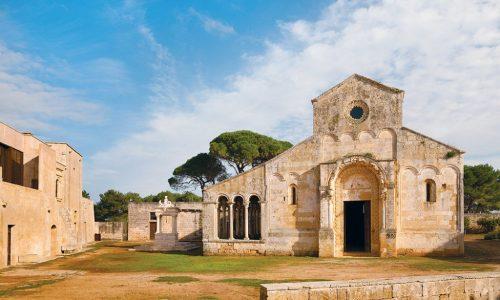 La storia millenaria del Salento: l'Abbazia di Cerrate