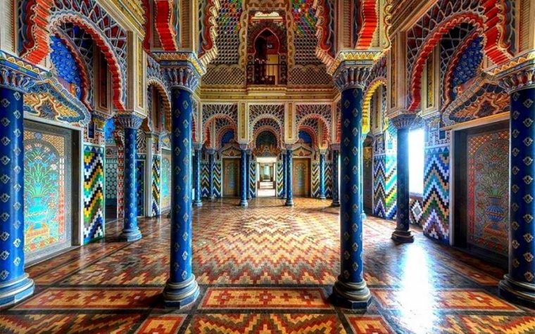 Il Castello di Sammezzano: un angolo moresco in Toscana
