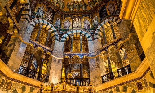 Un tesoro in Germania: la Cappella Palatina di Aquisgrana (Aachen)