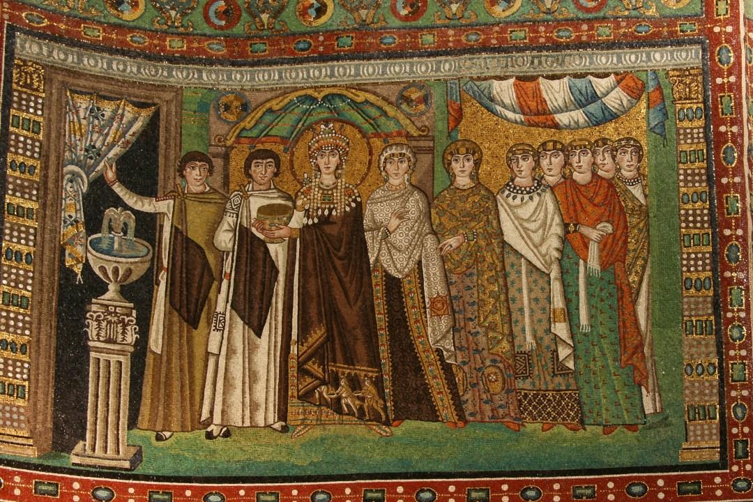 Teodora_San Vitale_Ravenna