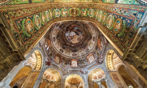 Ravenna, capitale del mosaico: la Basilica di San Vitale