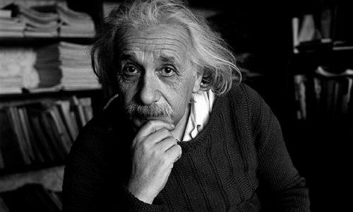 Il lato positivo della crisi secondo Albert Einstein