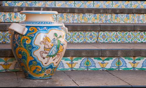 La scalinata di Caltagirone: i gradini delle meraviglie